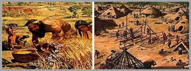 NEOLITHIC REVOLUTION AND THE DISCOVERY OF AGRICULTURE
