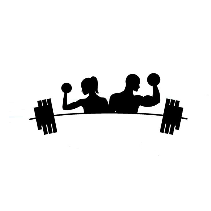 16-6-3CM-Personalized-Car-Stickers-Gym-Weightlifting-Workout-Cartoon-Bodybuilder-Vinyl-Decals-Black-Silver-C7 (1)
