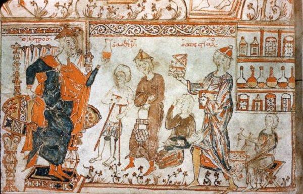 byzantine-iatriki