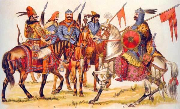 jinetes-hungaro-magiares