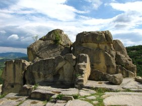 Perperikon KZ - Thracian city ruins - 10