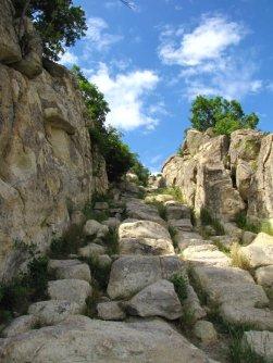 Perperikon KZ - Thracian city ruins - 4