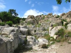 Perperikon KZ - Thracian city ruins - 6