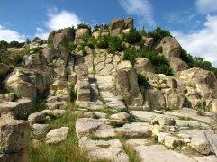 Perperikon KZ - Thracian city ruins - 7