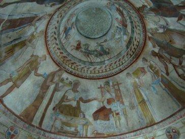 Kazanlak SZ - Thracian tomb - 3