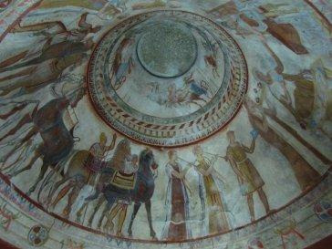 Kazanlak SZ - Thracian tomb - 4