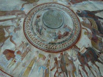 Kazanlak SZ - Thracian tomb - 5
