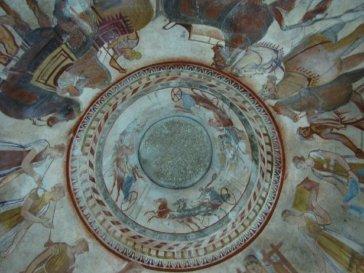 Kazanlak SZ - Thracian tomb - 6