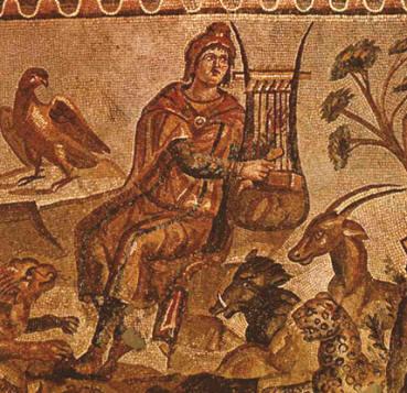 OrpheusLyreAnimal