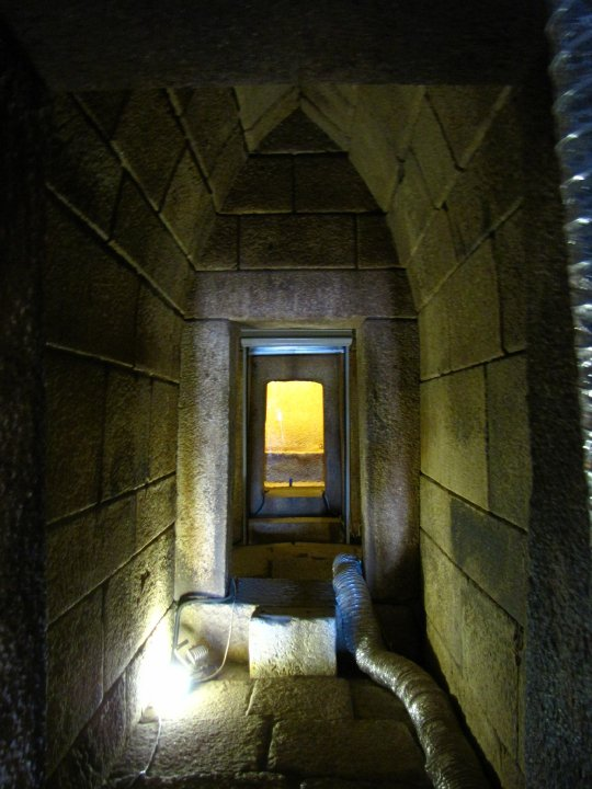 Shipka SZ - Thracian tomb Shushmanets - 4