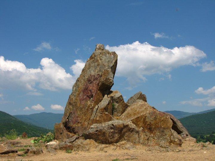 Starosel PD - Thracian tomb - 10