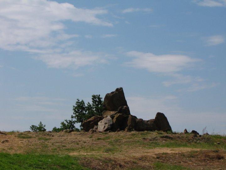Starosel PD - Thracian tomb - 11
