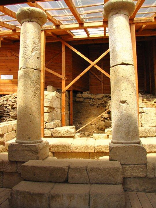 Starosel PD - Thracian tomb - 2