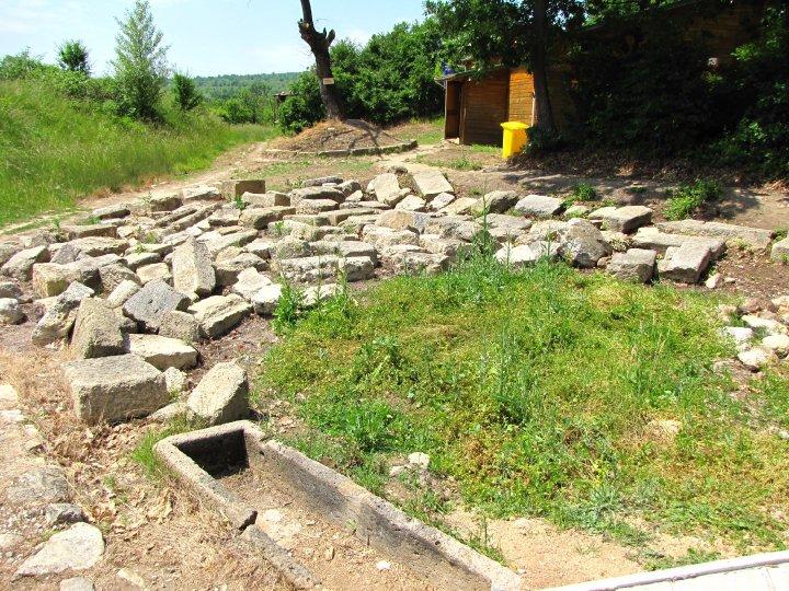Starosel PD - Thracian tomb - 4