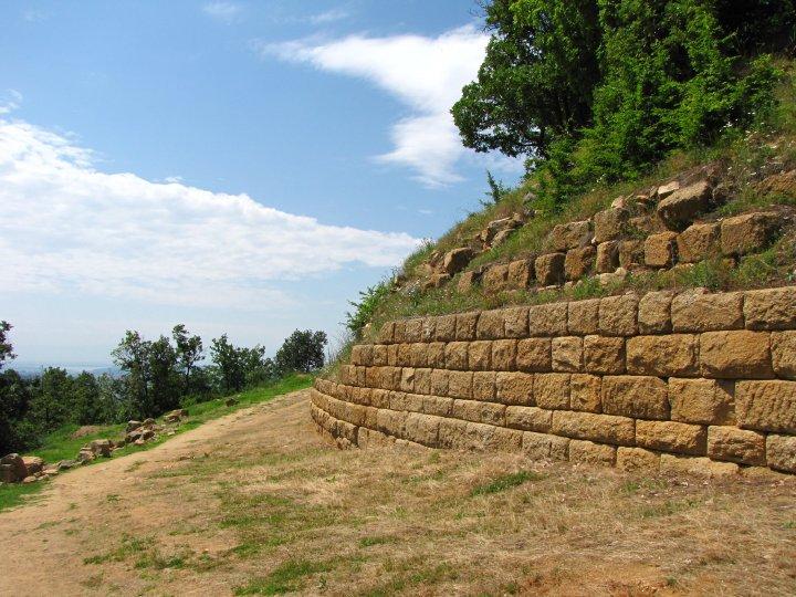 Starosel PD - Thracian tomb - 5