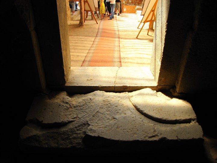 Starosel PD - Thracian tomb - 7