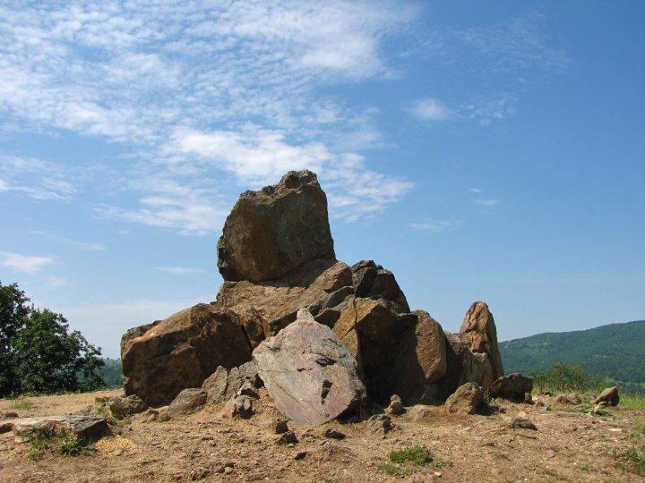 Starosel PD - Thracian tomb - 9
