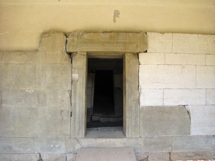 Strelcha PZ - Thracian tomb - 1