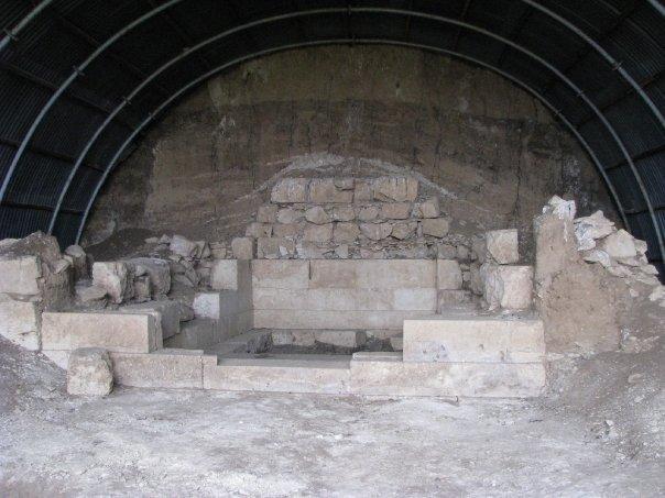 Thracian Tomb - Bulgaria - Sveshtari RG - 2