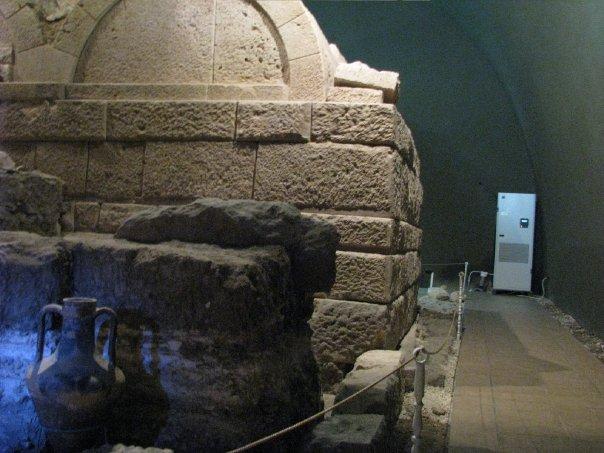 Thracian Tomb - Bulgaria - Sveshtari RG - 3