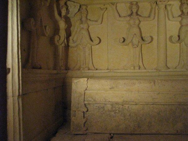 Thracian Tomb - Bulgaria - Sveshtari RG - 4