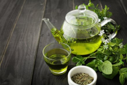 Image result for green tea for the brain