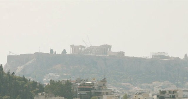 Acropolis_air pollution