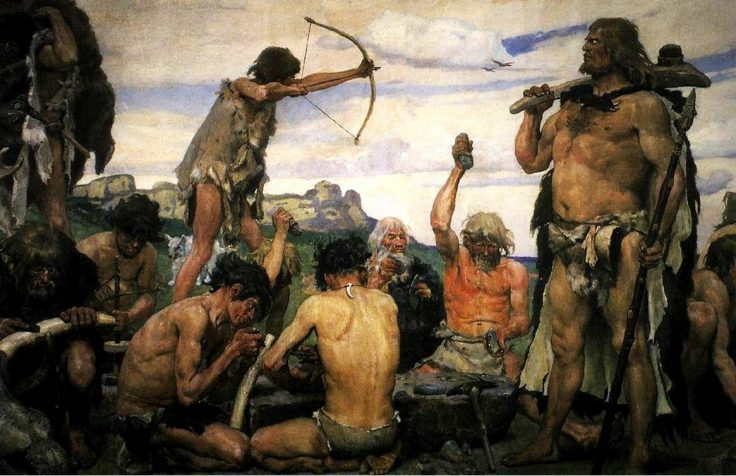 Stone-Age-peoples