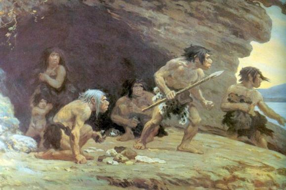 Declining-fertility-led-to-Neanderthal-extinction-new-model-suggests