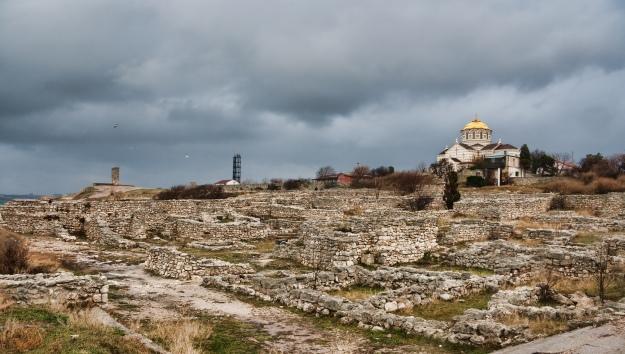 Ruins of Chersonesos