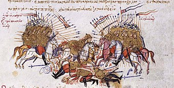340px-Fighting_between_Byzantines_and_Arabs_Chronikon_of_Ioannis_Skylitzes,_end_of_13th_century..jpg
