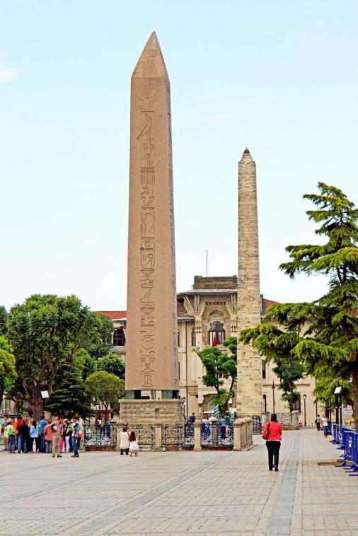 Obelisk-Theodosius-Hippodrome-Constantinople