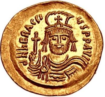 Heraclius solidus
