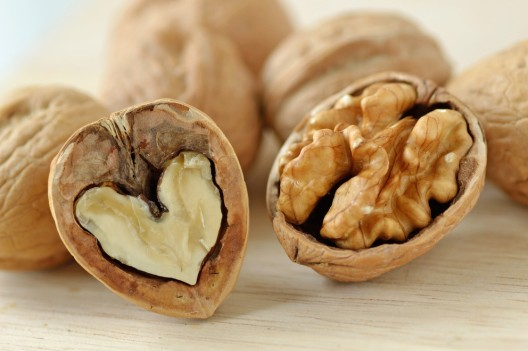 Walnut is good for your heart and brain