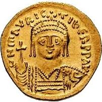 Solidus of Emperor Maurice